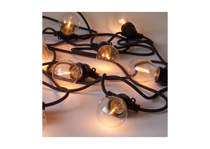 Outdoor Festoon Lights - Clear II