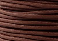 kabel brązowy