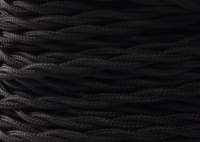 Kabel Twist Czarny