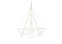 Lampa Diamond White Milk