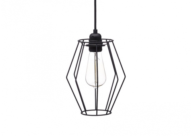 Lampa z klatką W4 -