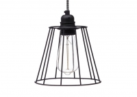 Lampa z klatką W5 -
