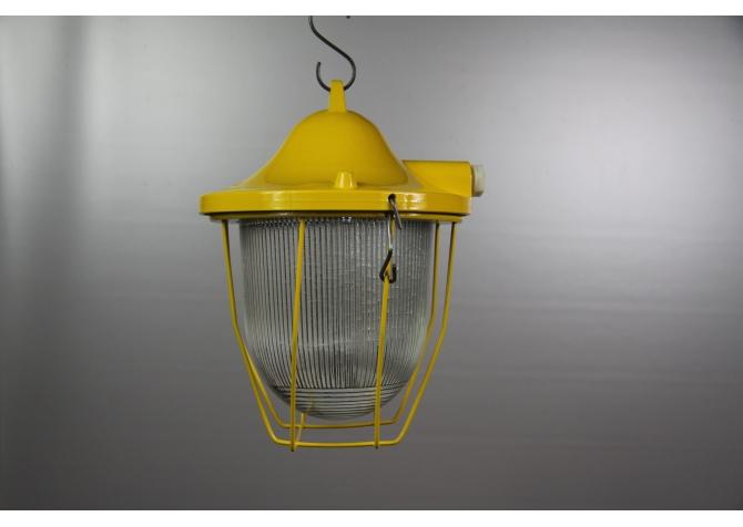 Lampa Restaurowana C-100 Żółta