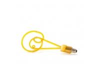 Żarówka Twist - Żółta