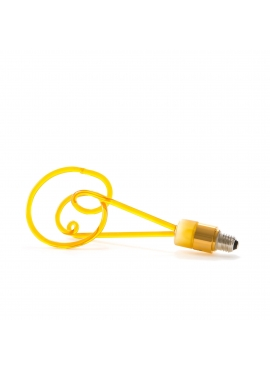 Twist Lightbulb - Yellow