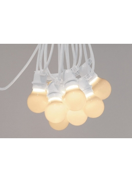 Bellavista Outdoor Festoon Lights White