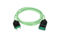 Green-White ByLight Extension Lead