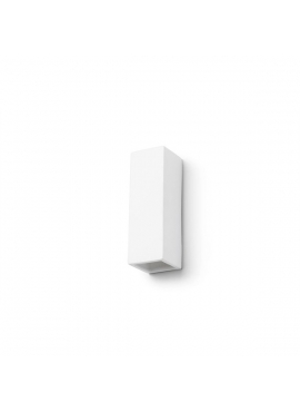 Rectangular Vertical Wall Lamp