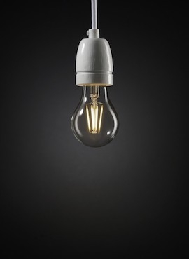 Multibulb 4W LED decorative light bulb