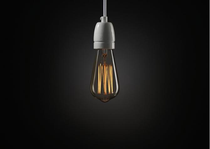 Edison Style Decorative Light Bulb
