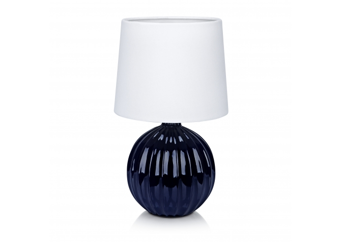 Melanie Blue Table Lamp
