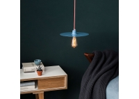 Lampa Rock Pastel Blue