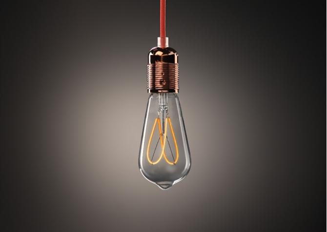 Edison Spiral LED Decorative Bulb