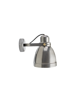 Wall Loft Lamp T14 Raw Steel