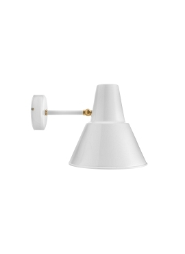 Wall Loft Lamp Pop White