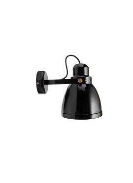 Wall Loft Lamp T14 Black