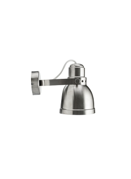 Wall Loft Lamp T15 Nickel