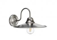Wall Loft Lamp T53 Raw Steel
