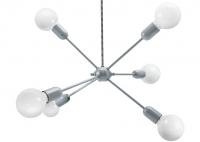 Rhythm Lamp grey