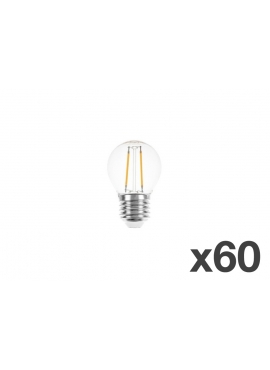 Set of 60 lightbulbs for festoon lights