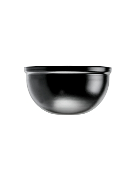 Podsufitka kopułka czarna