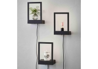Pablo Black Wall Lamp
