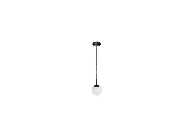 ByLight Ball Lamp Black