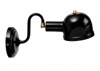 Wall Loft Lamp T60 Black