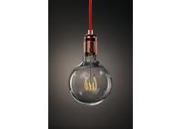 BIG LED Twist Sphere Decorative Bulb