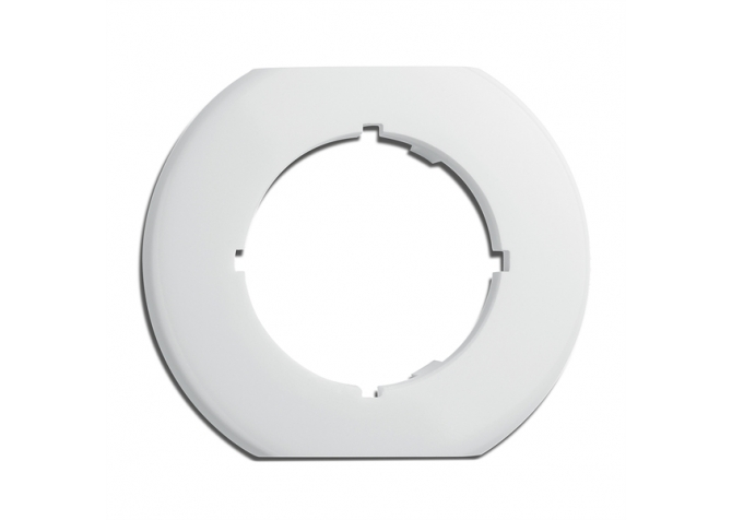 Round frame middle for dimmer THPG