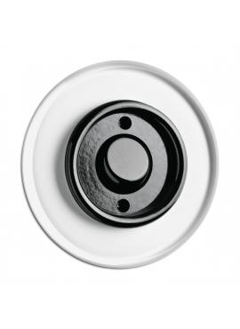 przycisk dzwonkowy do ramki szklanej THPG PT biały