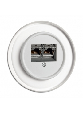 Internet socket THPG for glass covering