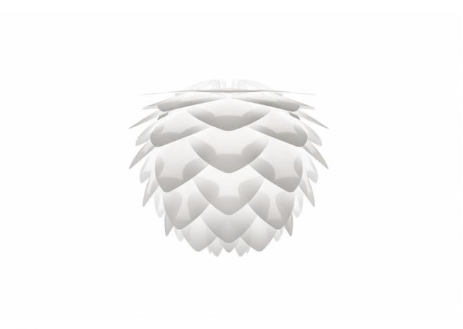 Lampa Silvia mini UMAGE (dawniej VITA Copenhagen) - biała /Kolor: Biały/