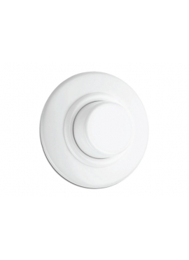 Ściemniacz bakelitowy PT biały