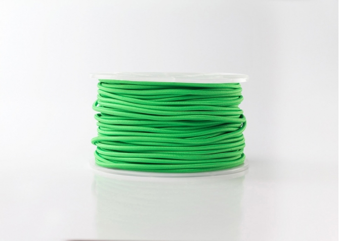 Kabel zielony