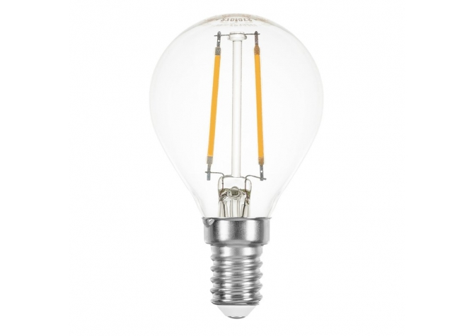 Clear E14 Light Bulb LED 1 W