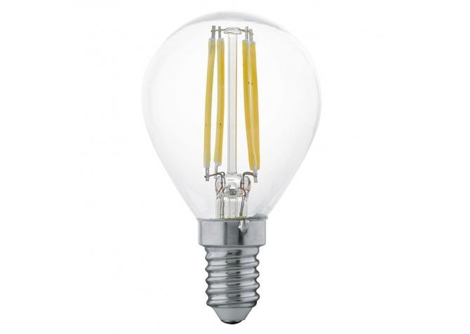 Clear E14 Light Bulb LED 4 W