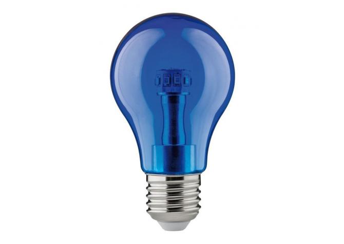 Żarówka kolorowa LED 1W Niebieska