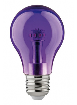 LED 1W Violet Lightbulb