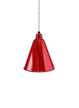 Lampa ByLight Trumpet Czerwona