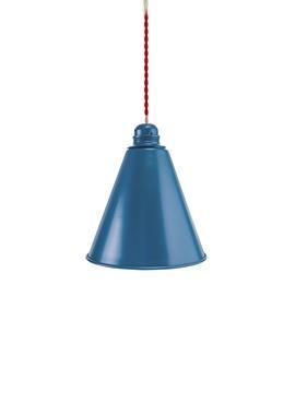 Lampa ByLight Trumpet Niebieska