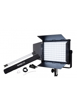 NANLITE Mixpanel 60 RGBWW + PAVOTUBE 15C