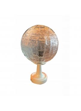 Restaurowana lampa biurkowa 04