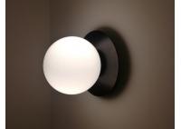 Wall Loft Lamp B12 Black